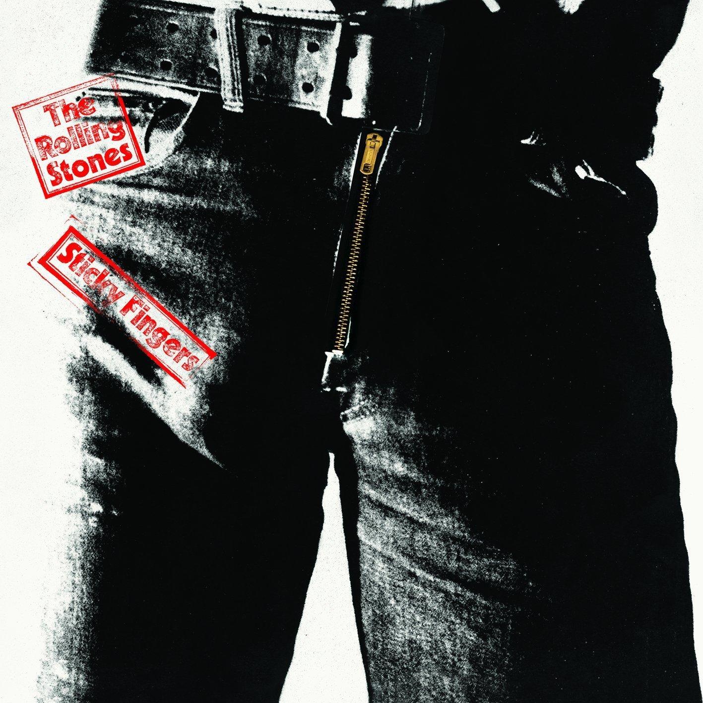 Rolling Stones - Sticky Fingers ( edição deluxe dupla - importado )
